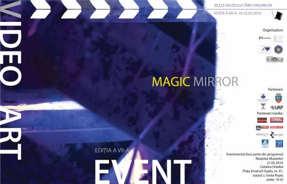 Video Art Event MAGIC MIRROR VII